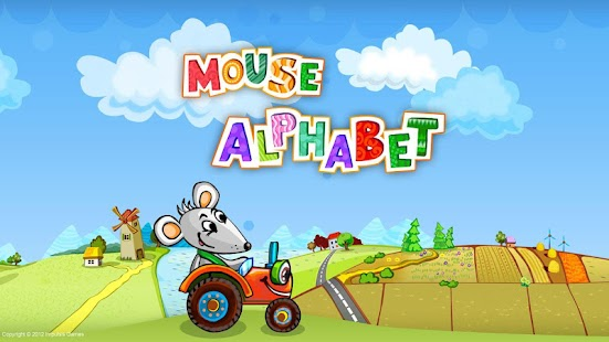 Mouse Alphabet- screenshot thumbnail