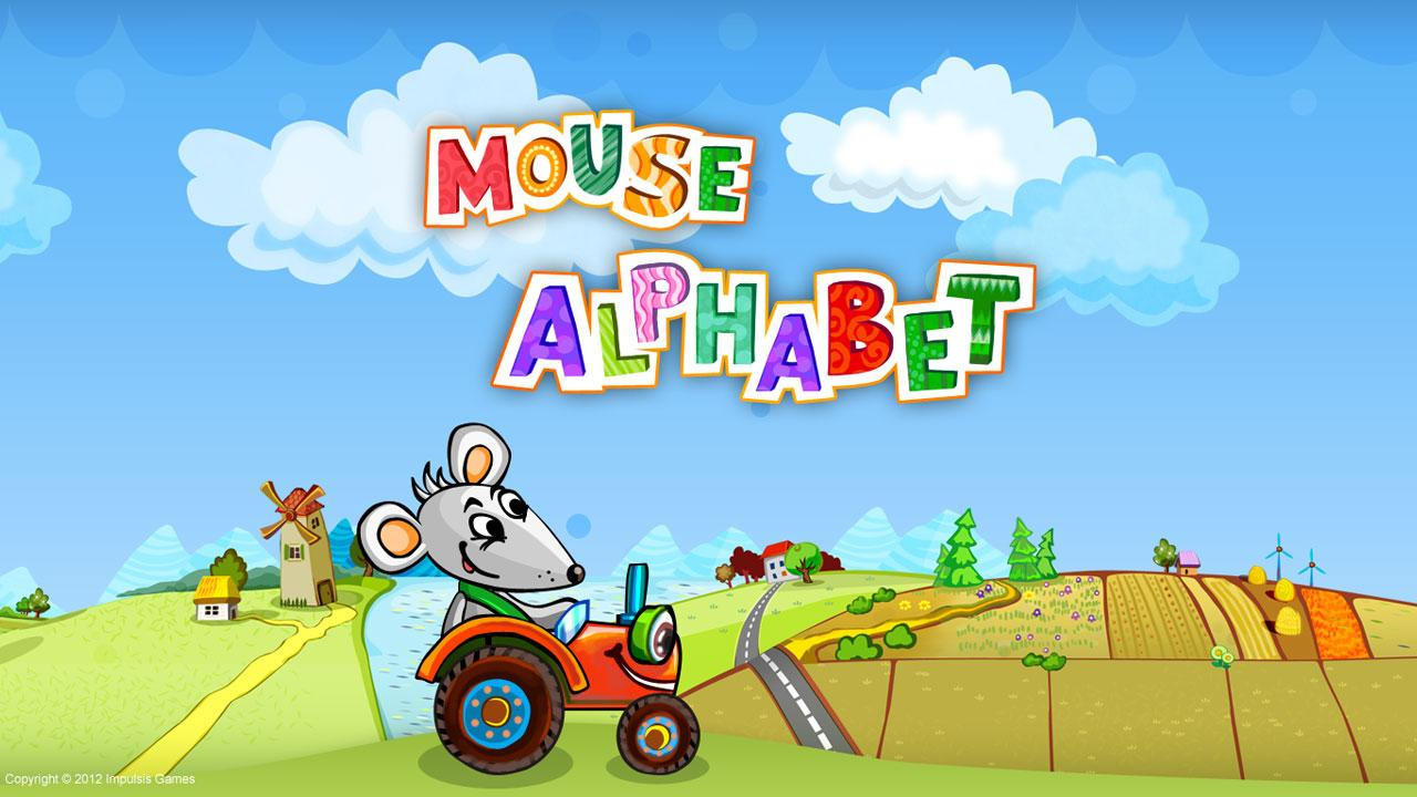 Mouse Alphabet- screenshot