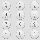 ExDialer Theme White Graphite icon