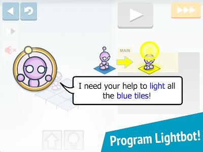 Lightbot Jr 4+ Coding Puzzles v1.5.1