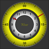 Watch Face - Speedometer