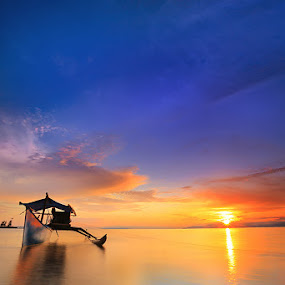 by Eddy Due Woi - Transportation Boats