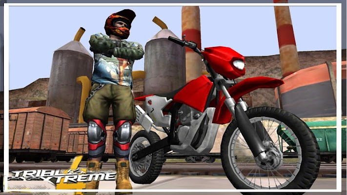 Julgamento Xtreme 4 - tela