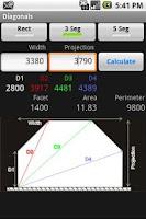 Screenshot of Diagonals