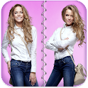 Twin Photos Stitch icon