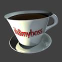 ih8myboss (I hate my boss) logo