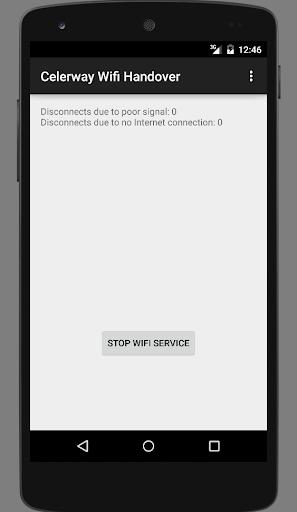 Celerway Wifi Handover