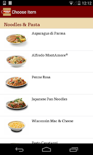 Noodles & Company Ordering- screenshot thumbnail