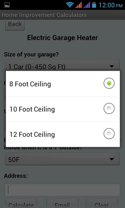 Home Improvement Calculators Android Apps On Google Play