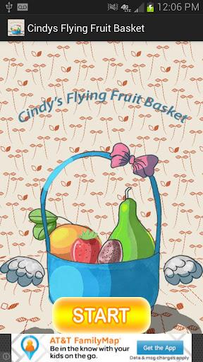 Cindys Flying Fruit Basket