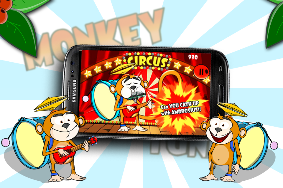 Monkey Tunes- screenshot