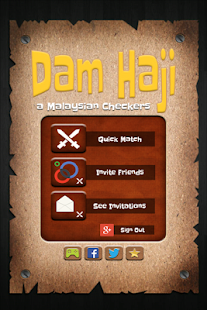 Dam Haji (Checkers)- screenshot thumbnail