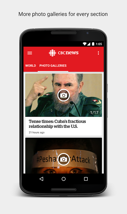 CBC News- screenshot