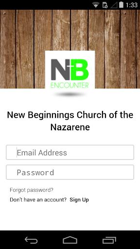 New Beginnings Encounter
