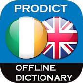 Irish - English dictionary