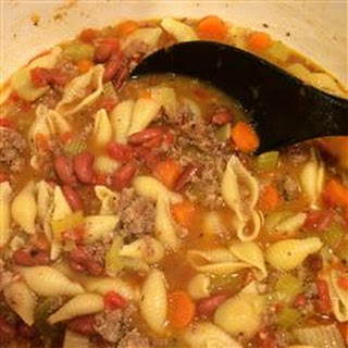 Italian Sausage Soup II