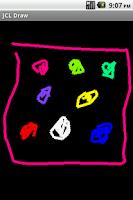 Screenshot of JCL Drawing