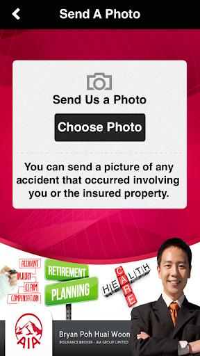 【免費商業App】Bryan Poh - Financial Adviser-APP點子