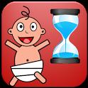Newborn Baby Timer icon