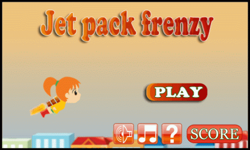 Jetpack Frenzy