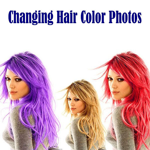 Changing Hair Color Photos