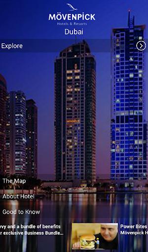 Movenpick jumeirah lakes tower