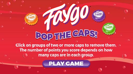 Faygo Pop The Caps