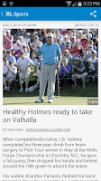 Screenshot of Herald-Leader - Lexington KY