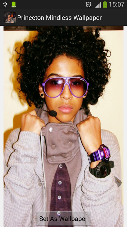 Princeton mindless wallpaperHD - screenshot