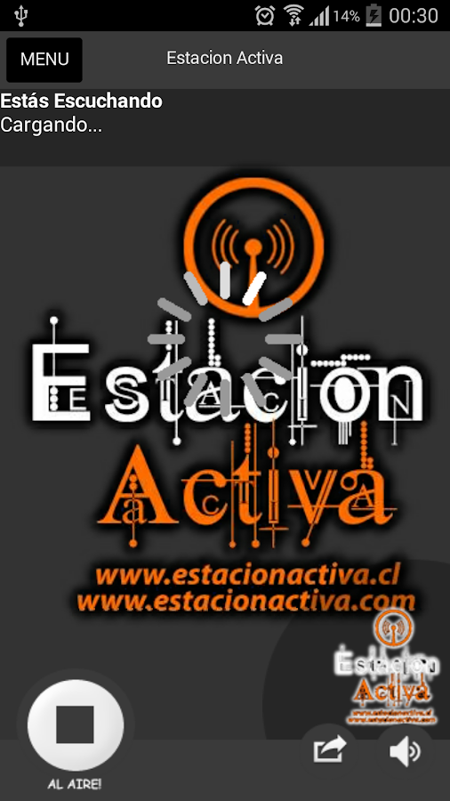 Estación Activa- screenshot