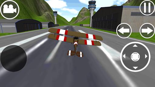 Sport Plane Flight Simulator