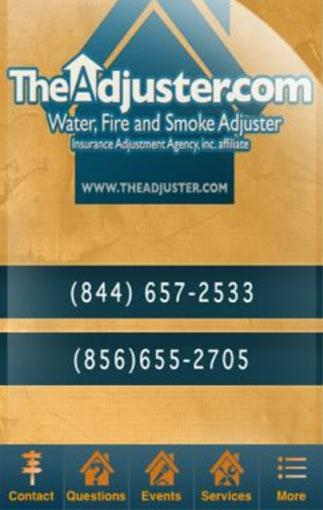 Fire Water Damage Adjuster