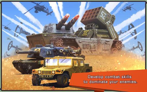 Iron Desert - Fire Storm 5.6 screenshots 14