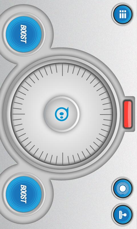 Sphero Multi Drive- screenshot