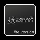 SDS Clock Lite icon