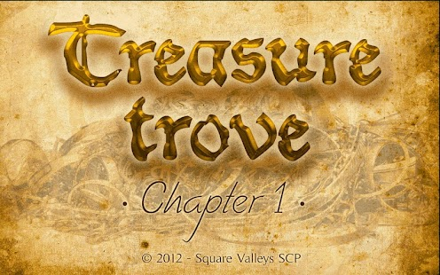 Treasure Trove - Chapter 1 - screenshot thumbnail