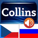 Czech<>Russian Dictionary TR logo
