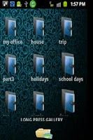 Screenshot of PHOTO  3D ALBUM