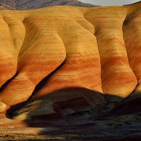 Painted HIlls Oregon USA by Jacquie Wooten - Landscapes Mountains & Hills (  )