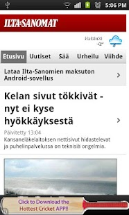 All Newspapers of Finland-Free - screenshot thumbnail