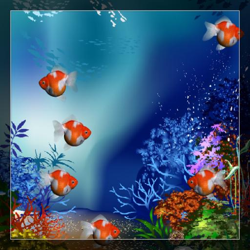 真正的魚動態壁紙免費下載 LOGO-APP點子