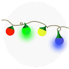 Christmas Light Live Wallpaper icon
