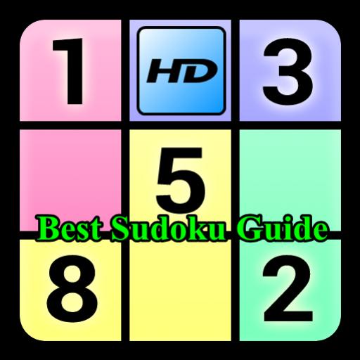 Best Sudoku Guide 書籍 App LOGO-APP開箱王