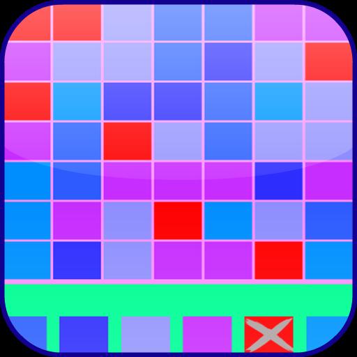 カラー洪水パズルゲーム