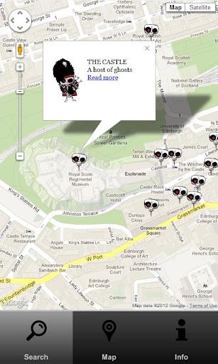 旅遊必備APP下載 Ghost Finder Edinburgh 好玩app不花錢 綠色工廠好玩App