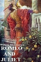 Screenshot of ROMEO AND JULIET,ShakespeareEN