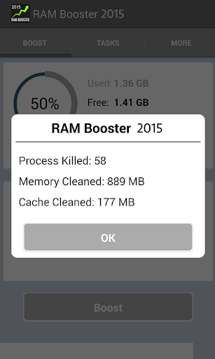Ram 助推器 2015 免費清潔
