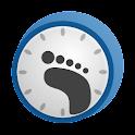 Pedometer logo