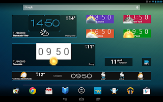 Screenshot of Beautiful Widgets Pro