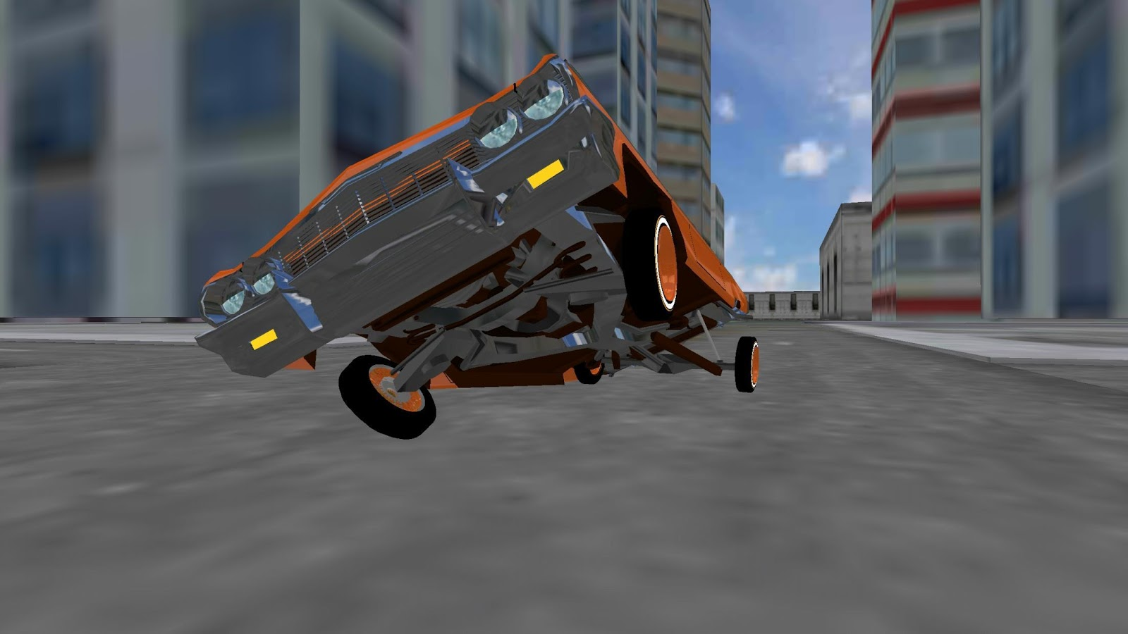 lowrider car game premium android free download